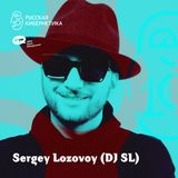 Sergey Lozovoy (DJ SL) — 2 Years Russian Cybernetics Pre-Parties at Maccheroni Ciao