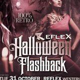 H@lf-one @Halloween Flashback @ Reflex 31/10/2017