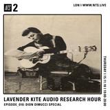 Lavender Kite Audio Research Hour: Dion Dimucci - 15th November 2018