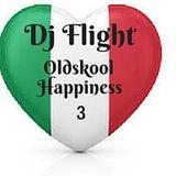 Dj Flight (Alaskan ) - Oldskool Happiness 3 (classic italian)