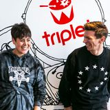 Louisahhh!!! x Maelstrom - Mix Up Exclusives @ Triple J (2015.08.29)