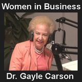 Jody Johnson  on Women in Business with Dr Gayle Carson