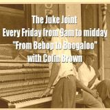 Colin Brown's Juke Joint 18th August 2017