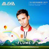 Flume - MAYA Music Festival 2017 (10.12.2017)