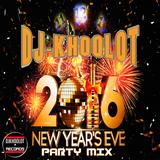 Dj-Khoolot - 2016 New Year's Eve (Party Mix)