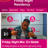Live Guest Mix on The Residency on Asian Network