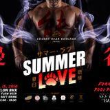 DJ CHRIS HAYTON  - Live Set Chubby Bear Summer Love Party Songkran 2018