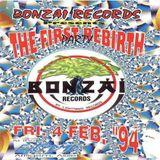 "Franky Jones & DJ Fly at ""The First Rebirth"" @ Extreme (Affligem-Belgium) - 4 February 1994"