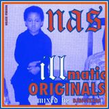 Nas-Illmatic (Originals) _DELUXE VERSION_ Mixed By DJ BiG Texas