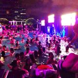 W Hotel Heat Wave Pool Party Hong Kong - Janette Slack - House & Mash up Mix