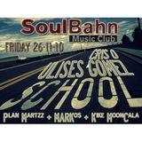 Mark Os plays Deep House @ SoulBahn - Part 1 -26/11/2010