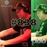 DJ Piolo 838 - House Of Dj - M83 - Reunion