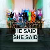 He said - she said by DJ YONI