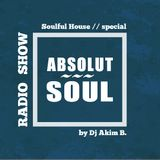 Absolut Soul / Radio Show /// 04.12.14 - Soulful House special