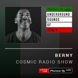BERNY - Cosmic Radio (Underground Sounds Of Italy) - December 2019