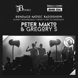 BMR 134 mixed by Peter Makto & Gregory S - 10.05.2017