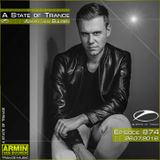 Armin van Buuren - A State Of Trance 874 (26.07.2018)