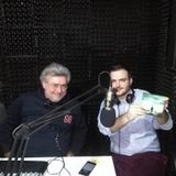 Συνέντευξη με τον μουσικό Γιάννη Αθανασίου στην εκπομπή πρωτόζωα μαρινάτα του Γιώργου Κατσάμπα.