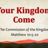The Heart of the Kingdom - The Commission of the Kingdom (Audio)