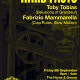 Fabrizio Mammarella mix /Hard Facts w/ Fabrizo Mammarella & Toby Tobias @ Horse & Groom 5/9