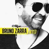 100% DJ - PODCAST - #117 - BRUNO ZARRA