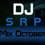 DJ SRP - Mix October 2012 (Electro House)