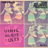 Willy VS> JONNY. VINYL NIGHT RULES. Mondays 03