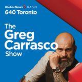 The Greg Carrasco Show - Saturday February 24th, 2018