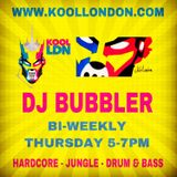 DJ BUBBLER ON KOOLLONDON.COM - 21-03-2019 (D&B N' JUNGLE SHOW)