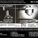 JULIA FOREST - AUTOPTIC PILLOWFIGHT cassette