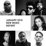 January 2018 New Music Report