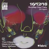 Sundays at fabric: Little Gay Brother