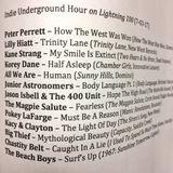 Indie Underground Hour (7/3/17)