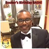 Booker's Birthday BASH