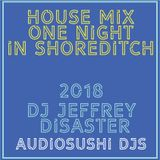 A Mad Old Night  in Shoreditch - House mix - Audio Sushi DJs / Jeffrey Disaster / London, UK DJs