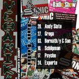 Grega @ Audio Control Radio Show (2012.01.27.)