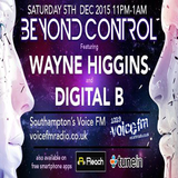 Wayne Higgins 05/12/15 mix for Beyond Control