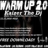 Rind Radio 11.11.2016 Warm up #10-Kaizer The Dj