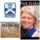 Pick N Mix with Barbara Macca 21August 2019 on Radio Saltire FM.
