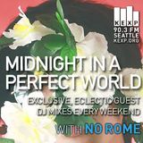 KEXP Presents: Midnight In A Perfect World with no rome