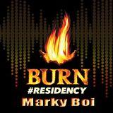 Burn Residency 2017 - Marky Boi