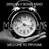 EP//039 Welcome to 7pm Funk