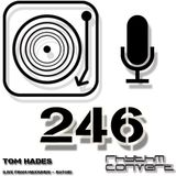 Techno Music | Tom Hades Tom Hades in the Rhythm Convert(ed) Podcast 246 (Live at Maximus - Kotor)