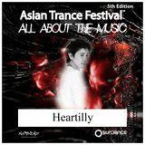 Heartilly - Asian Trance Festival 5th Edition 2016-NOV-6