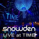Snowden LIVE at Time Nightclub OC
