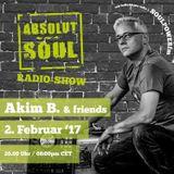 Absolut Soul Show /// 02.02.17 on SOULPOWERfm