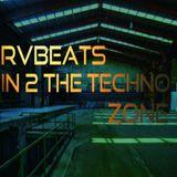 RvBeats In 2 The Techno Zone CuebaseFM Sunday Episode 17-07-2016