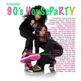 90s R&B, Hip Hop (90s House Party Mixtape Vol. 1) (cln)