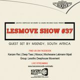 Deep Taac - LesMove shOw #037 Guestmix by Msendy (South Africa)