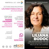 Liliana Bodoc - Octubre 2017